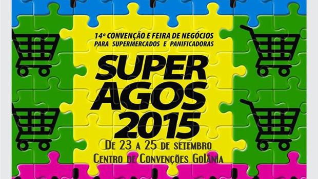 SuperAgos 2015 deve movimentar R$ 35 milhões em três dias de evento