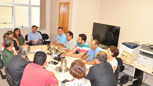 Reunião em Trindade discutiu estratégias de combate à dengue