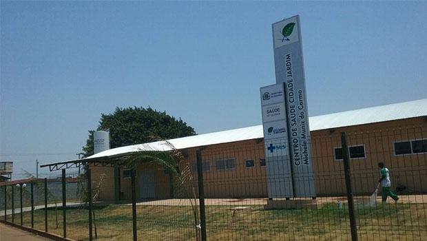 Centro de saúde na Cidade Jardim vai servir de referência a um universo de quase 40 mil pessoas