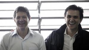 Gabriel Chalita e Fernando Haddad campanha-haddad-chalita-20121012-original