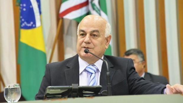 Presidente da Assembleia Legislativa, Helio de Sousa | Foto: Assembleia