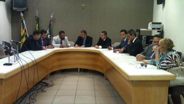 CEI das Pastinhas protocola pedido de investigação contra 26 suspeitos