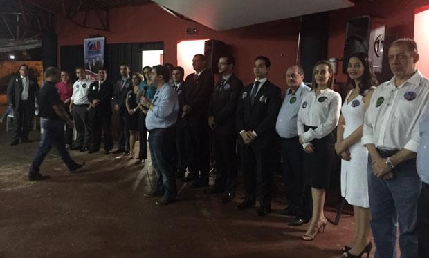 Lançamento em Jataí | Foto: divulgação