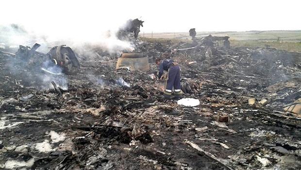 Boeing 777 da Malaysia Airlines transportava 298 pessoas   Foto: Reprodução