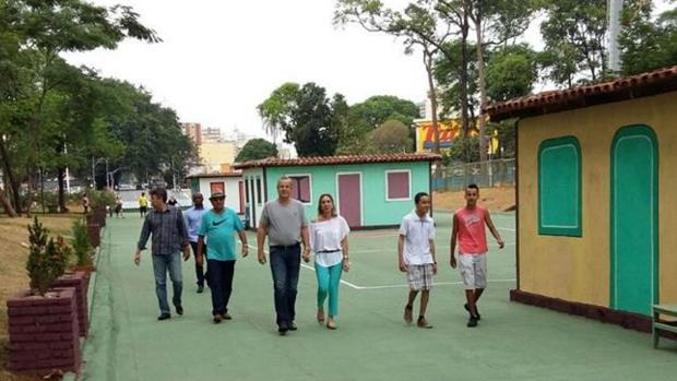Paulo Garcia inaugura nova entrada do Mutirama e complexo de lazer e esporte
