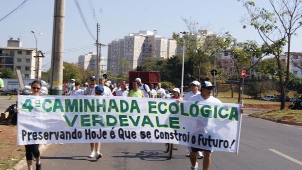 Associação Verdivale reedita caminhada ecológica para denunciar abusos contra o meio ambiente na região norte da capital