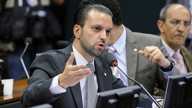 Sub-relator da CPI do BNDES, Alexandre Baldy | Foto: Agência Câmara