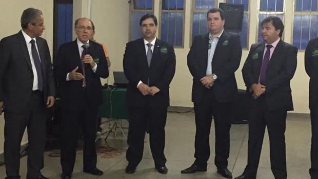Buonaduce participa de lançamento da OAB Forte na Cidade de Goiás