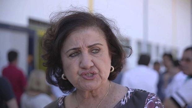 Prefeita de Pires do Rio, Cida Tomazini, do PSDB