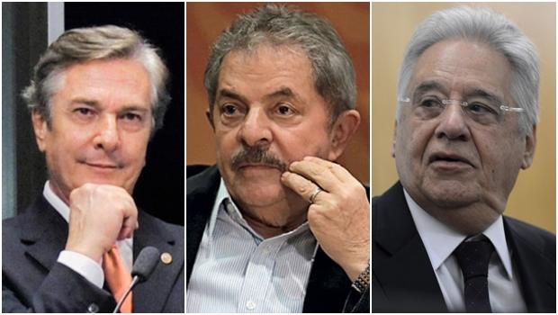 """Lula, FHC e Collor são suspeitos de """"surrupiar"""" objetos do Palácio do Planalto"""