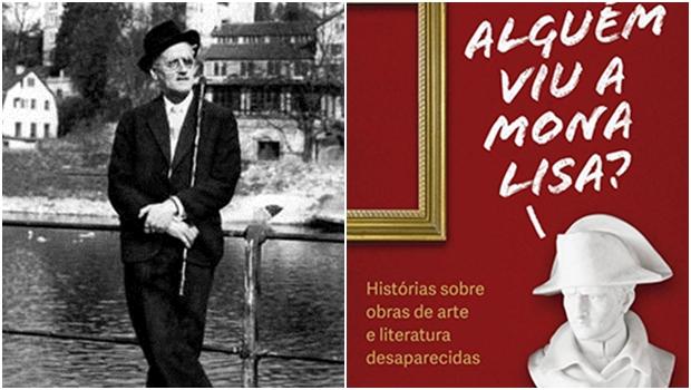 Livro resgata a história de um poema perdido de James Joyce