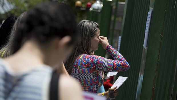 Mais de 2,2 milhões de candidatos ainda não sabem onde farão a prova do Enem