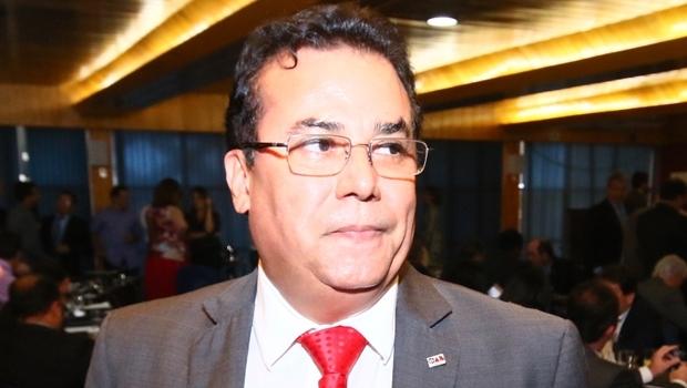 Enil Henrique, que é candidato à reeleição | Foto: Fernando Leite / Jornal Opção