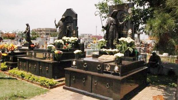 400 mil visitantes são esperados nos cemitérios da capital