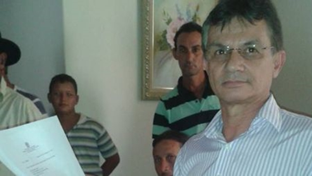 Nailton Oliveira responde processo por improbidade administrativa e quer presidir o PMDB