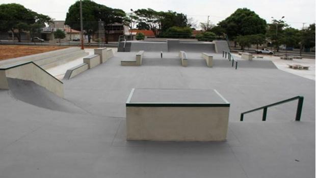 Praça da Juventude, no Setor Novo Horizonte | Foto: Prefeitura de Goiânia