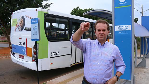 "Leomar Rodrigues: ""Nova plataforma será construída para atender o Eixo"""