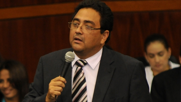 Talles Barreto diz que se filiou ao PSDB ao receber convite do governador Marconi Perillo