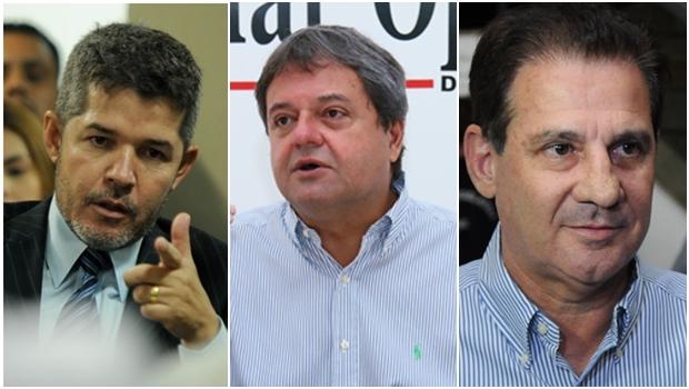 Base governista deve bancar três candidatos a prefeito em Goiânia contra Iris Rezende