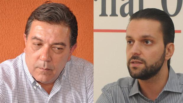 Ernani de Paula é pré-candidato a prefeito e vê em Baldy a sua imagem e semelhança