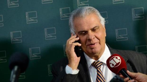 O presidente do Conselho de Ética da Câmara, José Carlos Araújo | Foto: Wilson Dias/ Agência Brasil