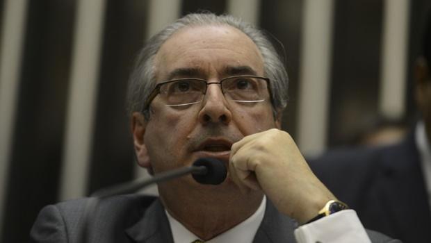 Eduardo Cunha presta depoimento em Curitiba nesta terça-feira (7/2)