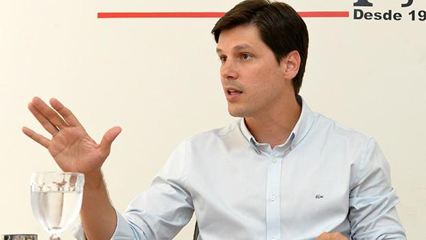 Michel Temer diz que o PMDB vai apostar todas as suas fichas no deputado federal Daniel Vilela