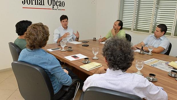 """Deputado Daniel Vilela: """"Dilma está mal avaliada, mas fez muito por Aparecida. Como eu iria agora lhe virar as costas?"""""""