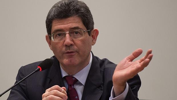 Joaquim Levy: ministro está vendo que é fácil provocar recessão, mas difícil sair dela   Fabio Rodrigues Pozzebom/Agência Brasil
