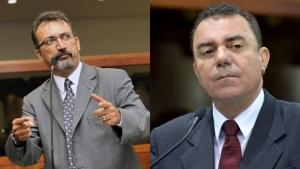Humberto Aidar e Luis Cesar Bueno