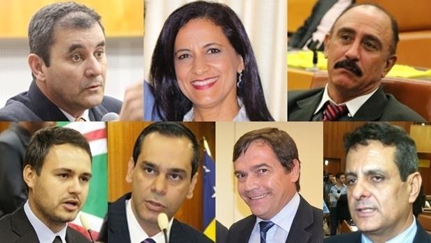 Bancada do PMDB se reune no diretório metropolitano   Fotos: Câmara de Goiânia