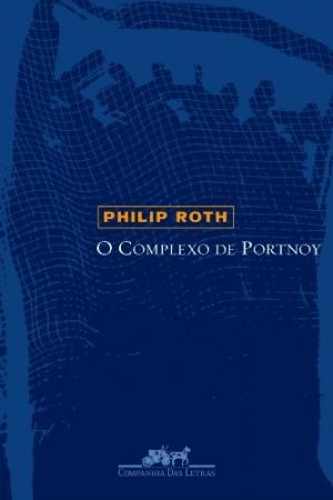 Philip Roth capa de O Complexo de Portnoy