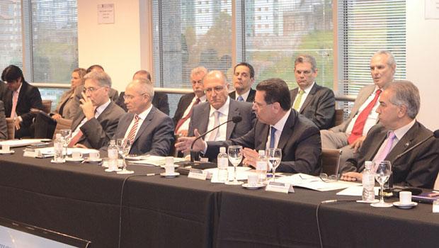 Marconi defende que Estados assumam protagonismo para tirar Brasil da crise