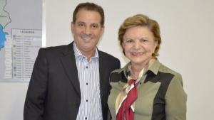 Vanderlan Cardoso e Lúcia Vânia 23
