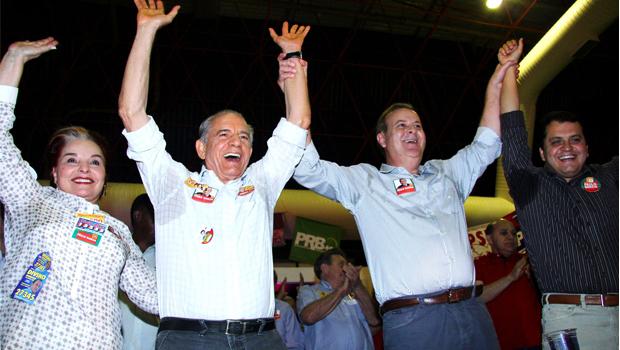 """Agenor Mariano: """"Temos é que vomitar, vomitar o PT e colocá-lo pra fora do leque das nossas alianças"""""""