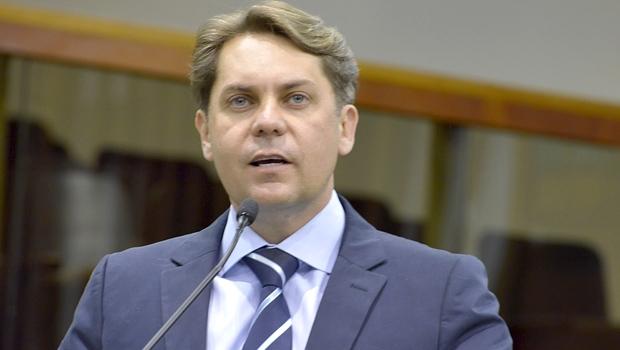 Presidente do PMDB metropolitano, deputado Bruno Peixoto | Foto: Y. Maeda