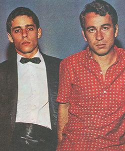 """Chico Buarque e Geraldo Vandré disputaram um festival com as músicas """"A banda"""" e """"Disparada"""". Deu """"A banda"""", mas o primeiro quis o empate"""