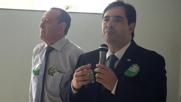 Fkávio Buonaduce defendeu OAB Forte na cidade