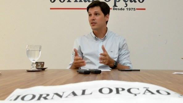 Deputado Daniel Vilela se diz confiante para a eleição | Foto: André Costa