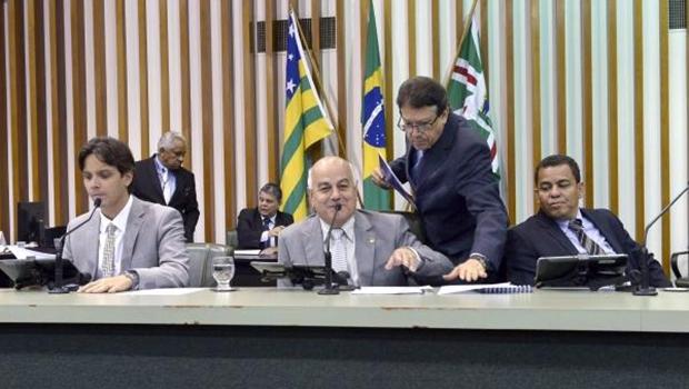 Mesa diretora e plenário da Assembleia definem projeto no dia 1º de dezembro | Y. Maeda/Assembleia
