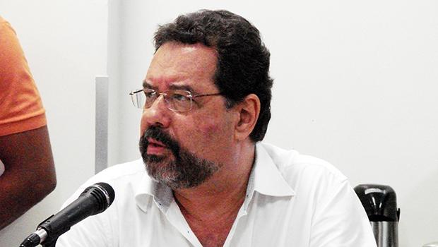Empresário Eduardo Schmid durante CEI das Pastinhas | Foto: Marcello Dantas