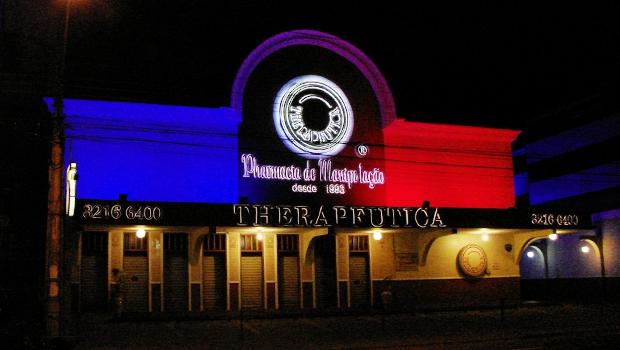 Estabelecimento do Setor Sul, em Goiânia, homenageia vítimas de ataques | Marcello Dantas