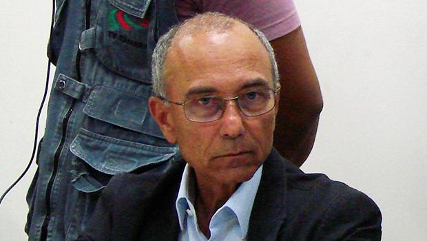 Ilézio Inácio durante a CEI das Pastinhas   Foto: Marcello Dantas / Jornal Opção