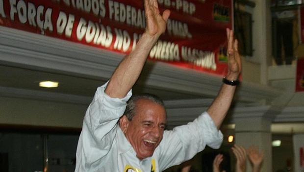 Iris na presidência pode unir PMDB goiano