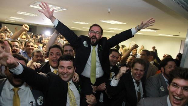 Lúcio Flávio é eleito presidente da OAB-GO