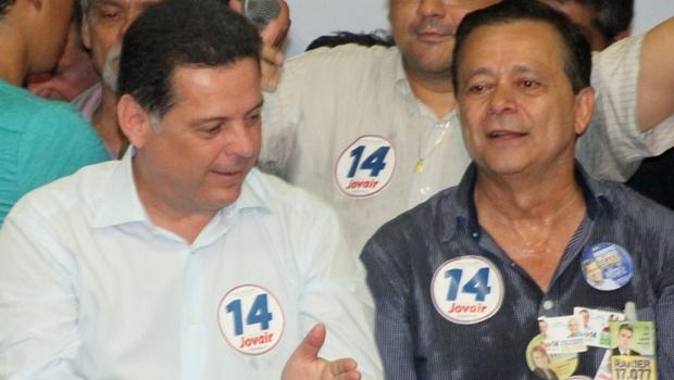 Jovair Arantes, de novo próximo de Marconi, é um dos trunfos de José Eliton para 2018