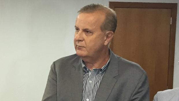 """Paulo Garcia prefere não falar sobre críticas do PMDB: """"Eles que se manifestem"""""""