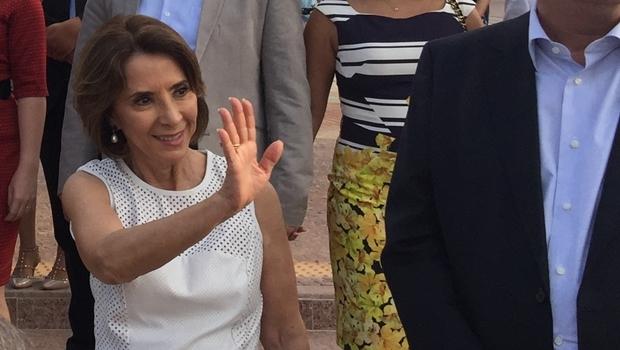 Secretária Raquel Teixeira anunciou projeto | Foto: Alexandre Parrode / Jornal Opção