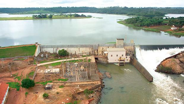 Rochedo é única hidrelétrica goiana a ser leiloada pela União