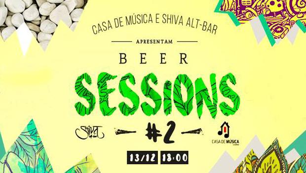 Beer Sessions no Shiva Alt-Bar com Alan Honorato e Pri Loyola